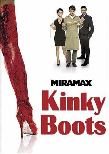 Bestselling Movies (2006) - Kinky Boots by Julian Jarrold