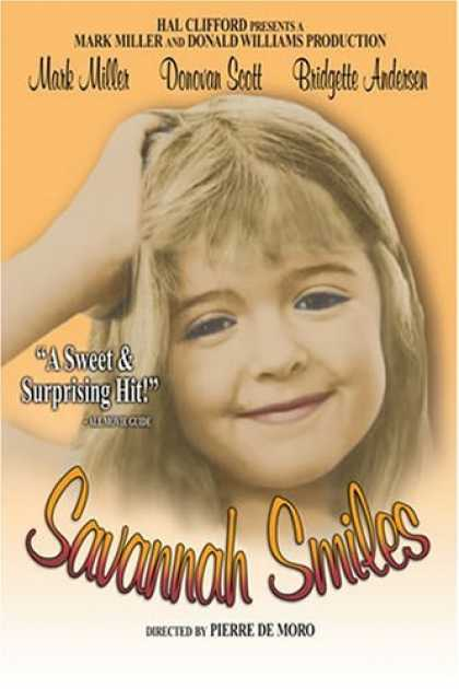 Bestselling Movies (2006) - Savannah Smiles by Pierre De Moro