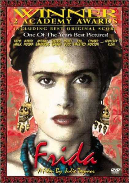 Bestselling Movies (2006) - Frida by Julie Taymor
