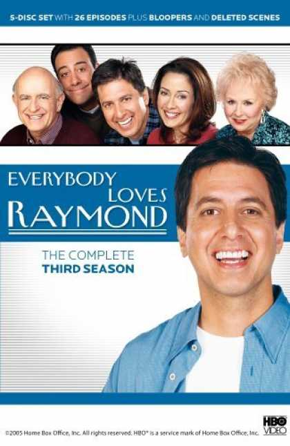 Bestselling Movies (2006) - Everybody Loves Raymond - The Complete Third Season