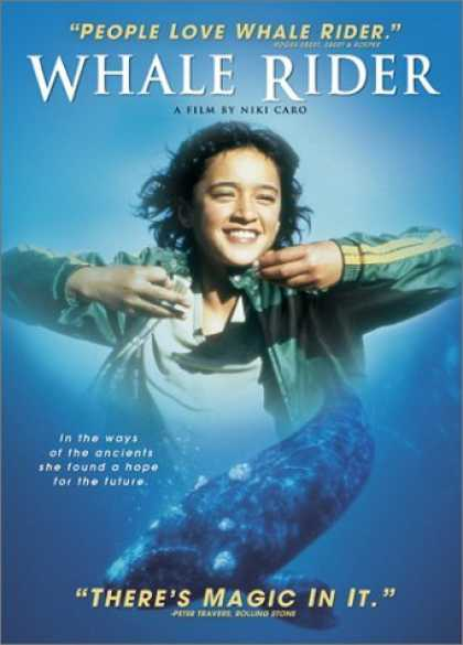 Bestselling Movies (2006) - Whale Rider by Niki Caro