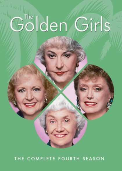 Bestselling Movies (2006) - The Golden Girls - The Complete Fourth Season