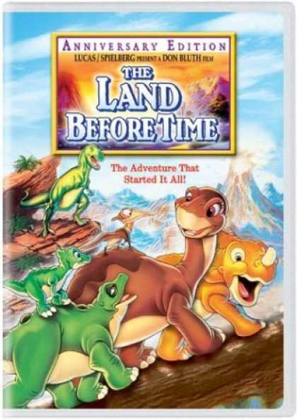 Bestselling Movies (2006) - The Land Before Time (Anniversary Edition) by Don Bluth