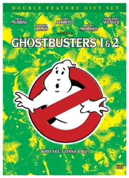 Bestselling Movies (2006) - Ghostbusters I & II (Double Feature Giftset)