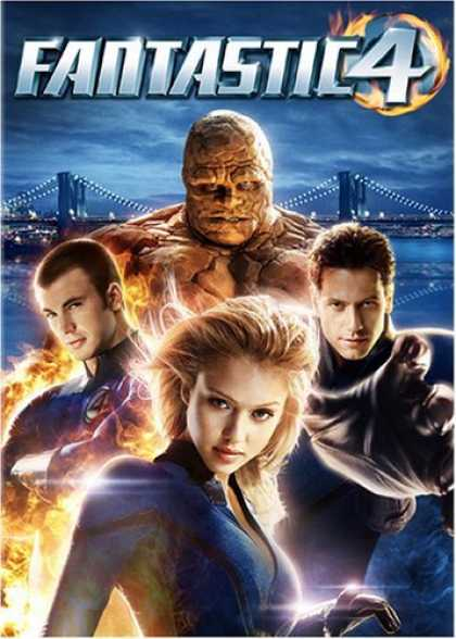 Bestselling Movies (2006) - Fantastic Four (Widescreen Edition) by Tim Story