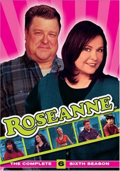 Bestselling Movies (2006) - Roseanne: The Complete Sixth Season