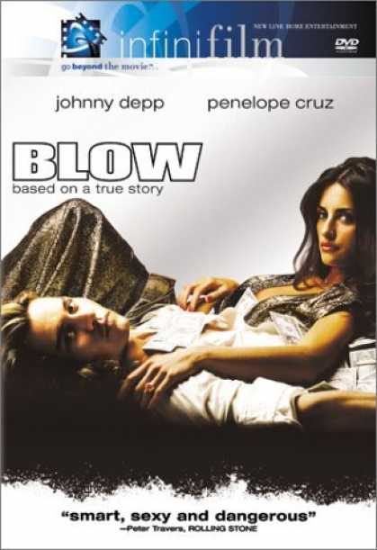 Bestselling Movies (2006) - Blow (Infinifilm Edition)