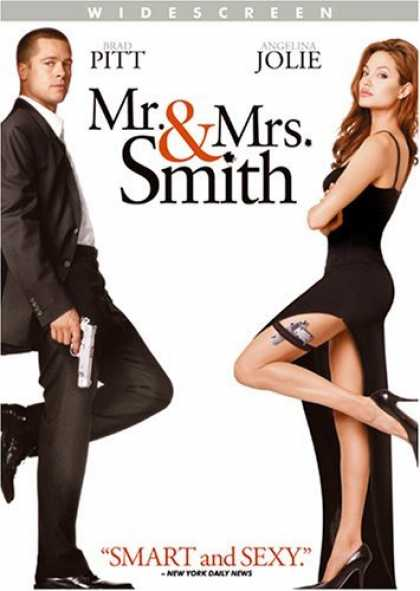 Bestselling Movies (2006) - Mr. & Mrs. Smith (Widescreen Edition) by Doug Liman
