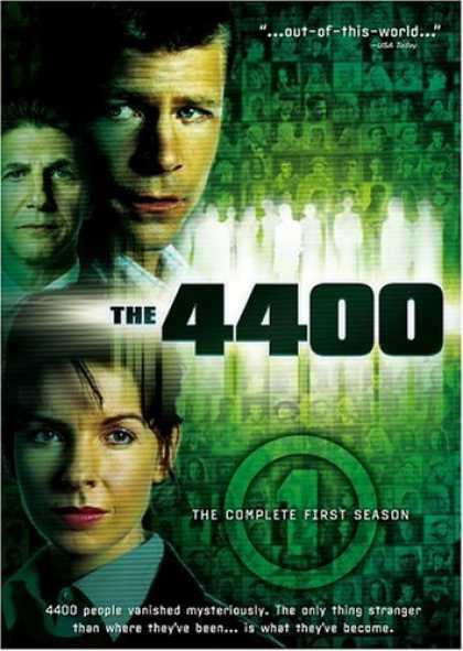 Bestselling Movies (2006) - The 4400 - The Complete First Season by John Behring