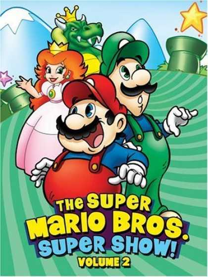 Bestselling Movies (2006) - The Super Mario Bros. Super Show! Volume 2 by John Grusd