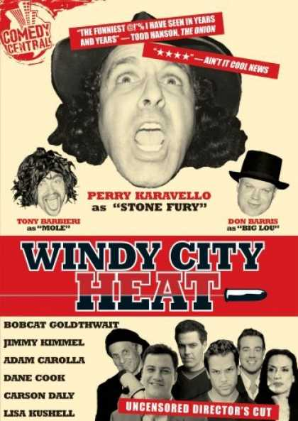 Bestselling Movies (2006) - Windy City Heat