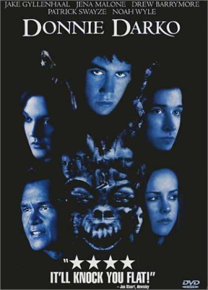 Bestselling Movies (2006) - Donnie Darko by Richard Kelly (II)