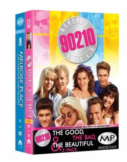 Bestselling Movies (2006) - The Good, the Bad & the Beautiful Pack (Beverly Hills, 90210 - The Complete Firs