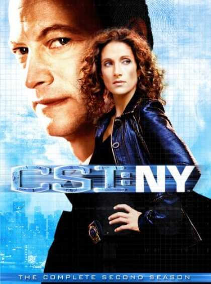 Bestselling Movies (2006) - C.S.I. New York - The Complete Second Season