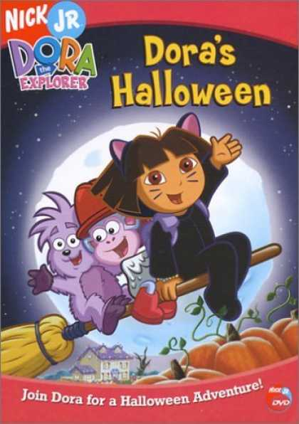 Bestselling Movies (2006) - Dora the Explorer - Dora's Halloween by Gary Conrad