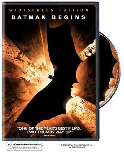 Bestselling Movies (2006) - Batman Begins (Widescreen Edition) by Christopher Nolan