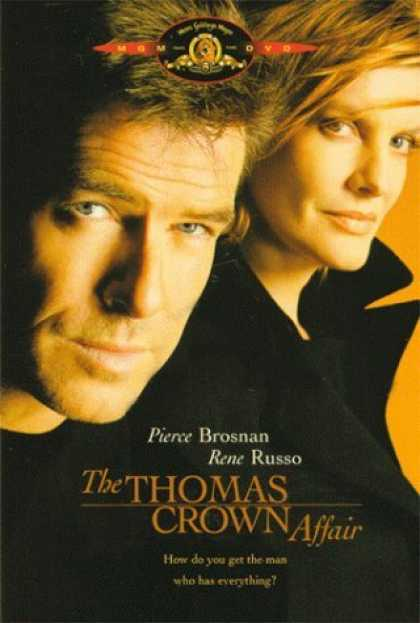 Bestselling Movies (2006) - The Thomas Crown Affair by John McTiernan