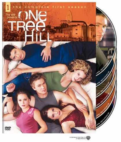 Bestselling Movies (2006) - One Tree Hill - The Complete First Season by David Carson