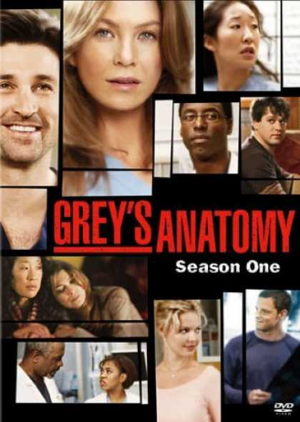 Bestselling Movies (2006) - Grey's Anatomy - Season One