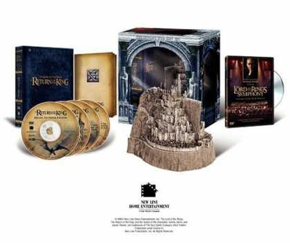 Bestselling Movies (2006) - The Lord of the Rings - The Return of the King (Platinum Series Special Extended