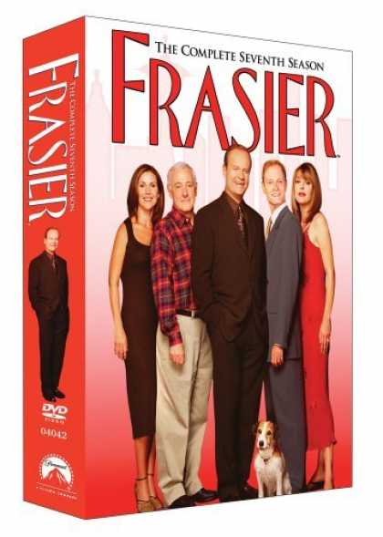 Bestselling Movies (2006) - Frasier - The Complete Seventh Season
