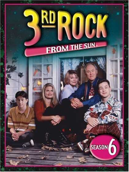 Bestselling Movies (2006) - 3rd Rock from the Sun: Season 6