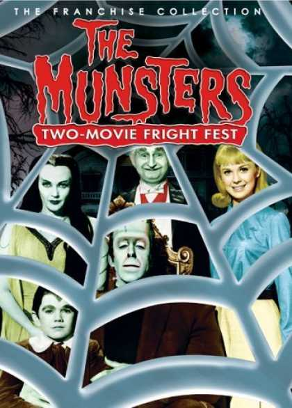 Bestselling Movies (2006) - The Munsters: Two-Movie Fright Fest - (Franchise Collection) - (Munster, Go Home