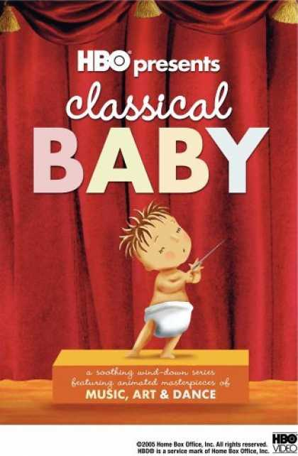 Bestselling Movies (2006) - Classical Baby 3-Pack - Music, Art & Dance