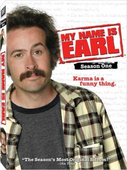 Bestselling Movies (2006) - My Name Is Earl - The Complete First Season by Eddie Steeples