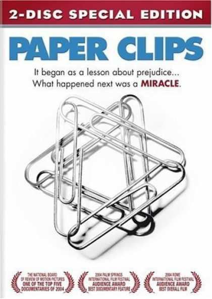 Bestselling Movies (2006) - Paper Clips by Joe Fab