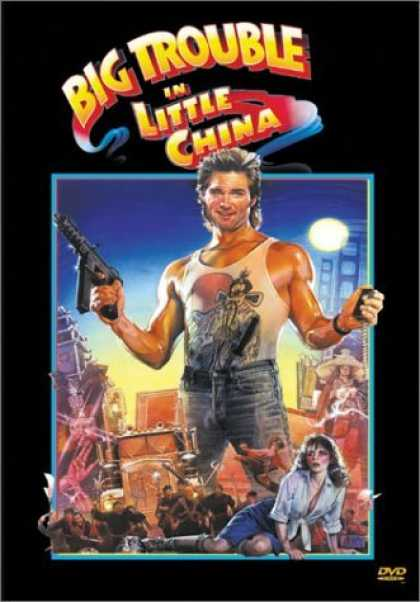 Bestselling Movies (2006) - Big Trouble in Little China (Single Disc Edition)