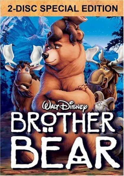 Bestselling Movies (2006) - Brother Bear (Two-Disc Special Edition) by Robert Walker (VII)