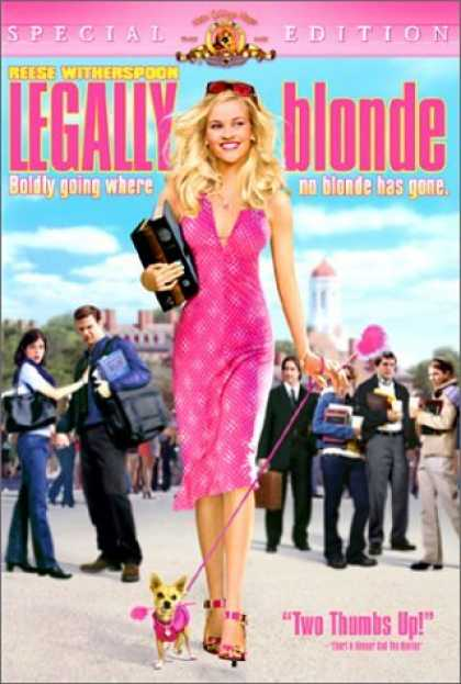Bestselling Movies (2006) - Legally Blonde by Robert Luketic