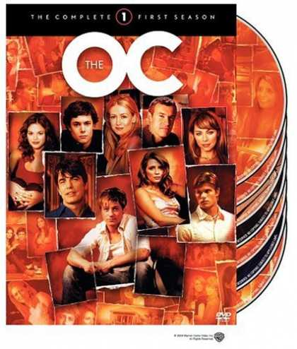 Bestselling Movies (2006) - The O.C. - The Complete First Season