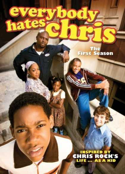 Bestselling Movies (2006) - Everybody Hates Chris - The First Season by Dennie Gordon