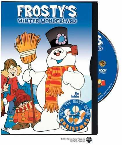 Bestselling Movies (2006) - Frosty's Winter Wonderland/Twas the Night Before Christmas by Arthur Rankin Jr.