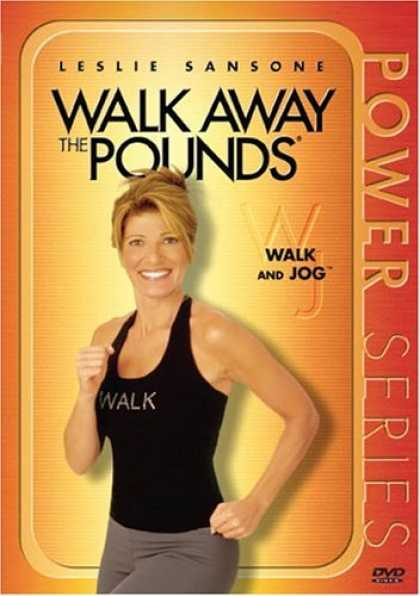 Bestselling Movies (2006) - Leslie Sansone Walk Away the Pounds - Walk and Jog