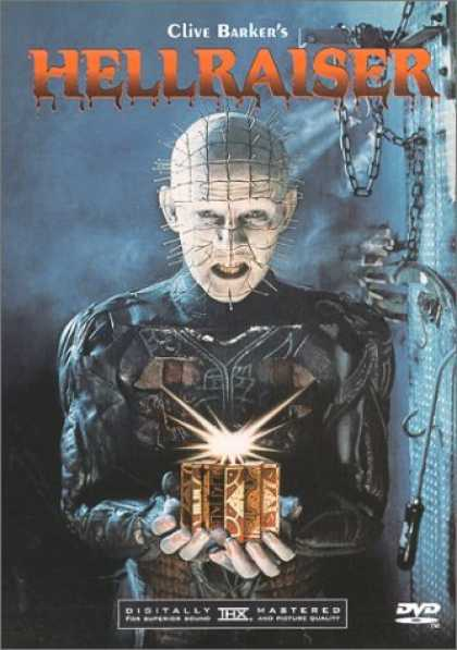 Bestselling Movies (2006) - Hellraiser by Clive Barker