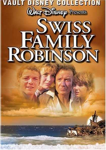 Bestselling Movies (2006) - Swiss Family Robinson (Vault Disney Collection) by Ken Annakin