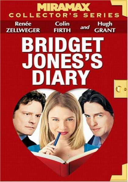 Bestselling Movies (2006) - Bridget Jones's Diary (Collector's Edition) by Sharon Maguire
