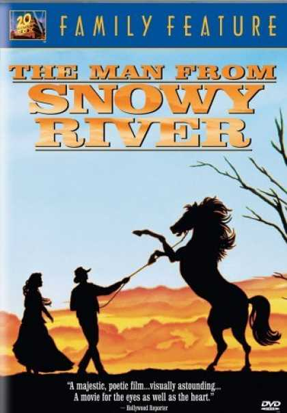 Bestselling Movies (2006) - The Man from Snowy River by George Miller