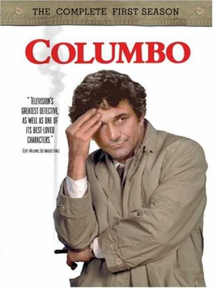Bestselling Movies (2006) - Columbo - The Complete First Season