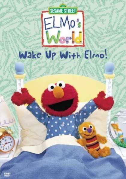 Bestselling Movies (2006) - Elmo's World - Wake up with Elmo!