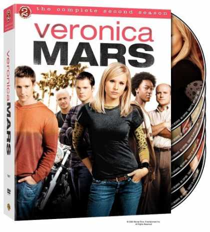 Bestselling Movies (2006) - Veronica Mars - The Complete Second Season