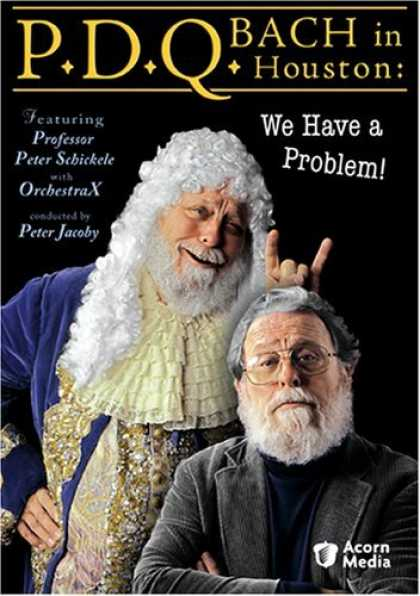 Bestselling Movies (2006) - P.D.Q. Bach in Houston - We Have a Problem!
