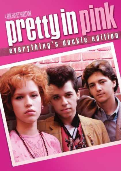 Bestselling Movies (2006) - Pretty in Pink (Everything's Duckie Edition) by Howard Deutch