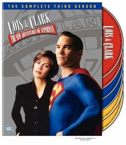 Bestselling Movies (2006) - Lois & Clark - The New Adventures of Superman - The Complete Third Season by Rob