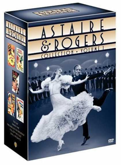 Bestselling Movies (2006) - Astaire & Rogers Collection, Vol. 1 (Top Hat / Swing Time / Follow the Fleet / S