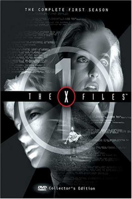 Bestselling Movies (2006) - The X-Files - The Complete First Season (Slim Set)