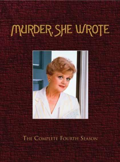 Bestselling Movies (2006) - Murder, She Wrote - The Complete Fourth Season